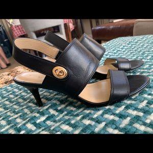 Stylish Coach heels